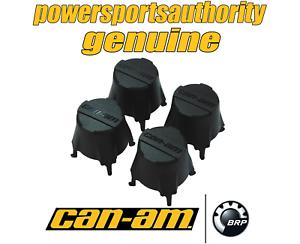 2013-2020 Can-Am Commander Defender Maverick Outlander OEM Wheel Cap 4 Pack C72