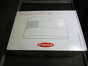 Flight Tracker Fronius Senser Box 4,240,104 Solar Invertor Home Improvement