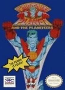 Captain Planet and the Planeteers -Nintendo Entertainment System