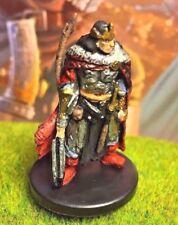 Human Paladin Commander D/&D Miniature Dungeons Dragons pathfinder 39 fighter Z