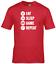 miniature 3 - Eat Sleep Game Repeat Kids T-Shirt Funny Gaming Tee Top Gamer