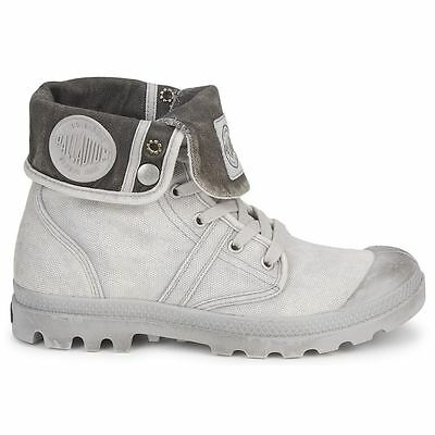 Palladium Pallabrouse Baggy Grey Mens Trainers
