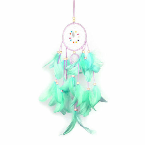 2020 Creative Night Light Dream Catcher Simple Wall Hang Ornament Birthday Gift
