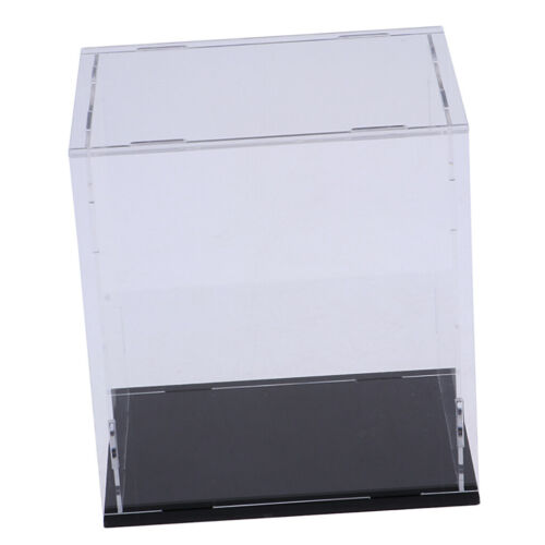 7x6x10Inch Acrylic Display Case Dust-proof Show Box for Doll Action Figure