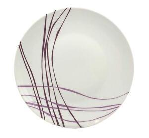 12-Piatti-Prima-Colazione-Piastra-Grill-di-Porcellana-27-cm-Rotondo