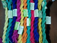 Persian Wool 13 Colors Needlepoint Tapestry Yarn 3ply 10yds Each Color 130 Yards