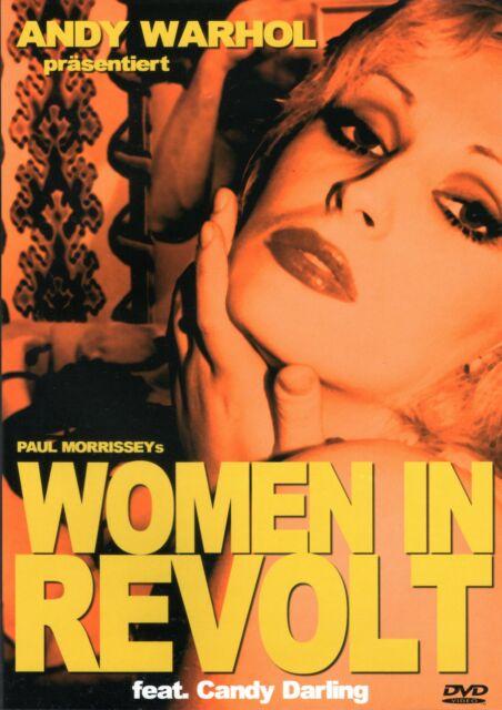 Andy Warhol, Frauen rebellieren, 100% Uncut, Region 2, NEU & VERSIEGELT