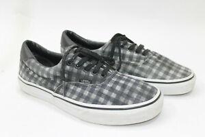 zamówienie online sklep dyskontowy nowy haj Details about VANS men shoes sz 8.5 Europe 42 gray canvas S7738
