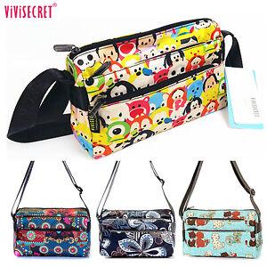 Women Cute Floral Crossbody Messenger Shoulder Bags Cartoon Hobo Bags Waterproof | EBay