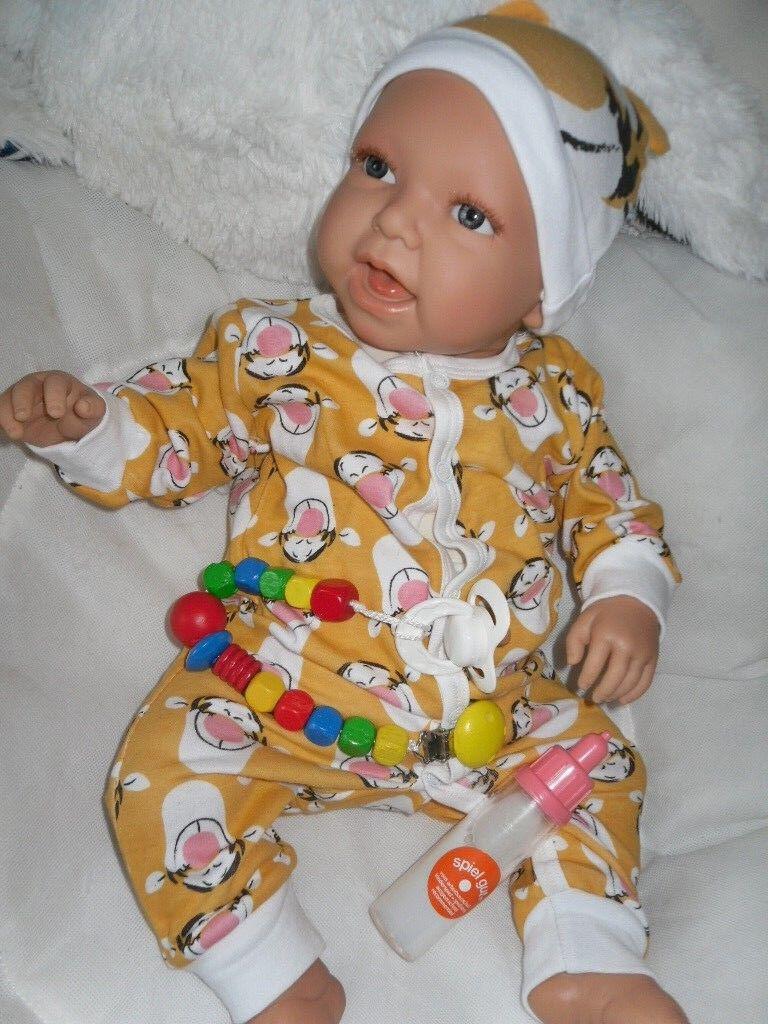 NEU Traumdolls Doro Dolls Babypuppe Marina 52 cm  Spielpuppe Baby Puppen