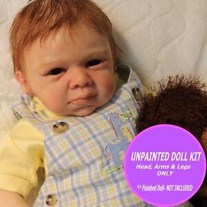 reborn vinyl baby doll parts kit trey sweet baby kit to make your