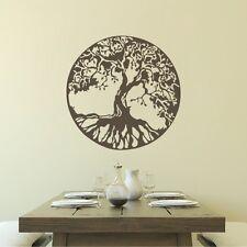 Celtic Tree of Life Wall Sticker Removable Headboard Home Room Vinyl Art Decor
