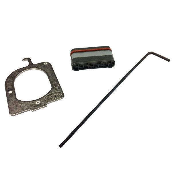 Remplacement kit aérateur rectangulaire Librairie Zazzeri 3700-0300-A00-0000