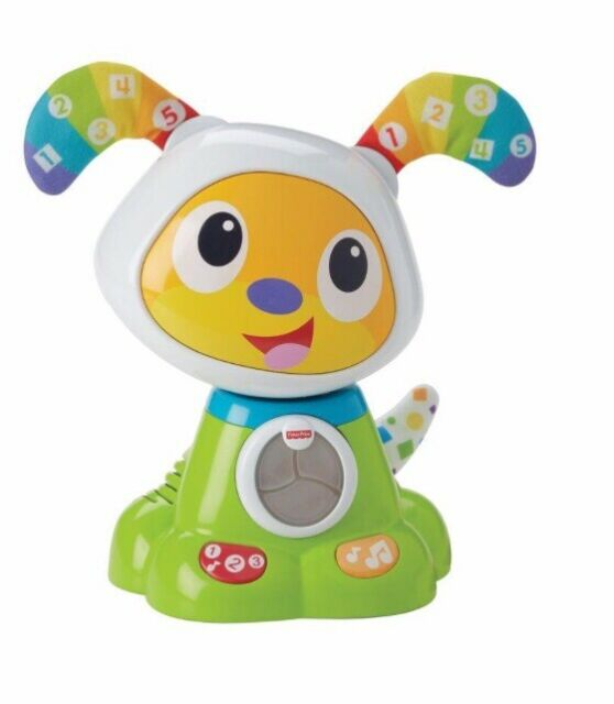 FISHER-PRICE BRIGHT BEATS DANCE & MOVE BEAT BOW WOW