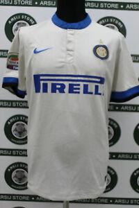 Maglia-calcio-INTER-ICARDI-TG-L-2008-09-shirt-trikot-camiseta-maillot-jersey