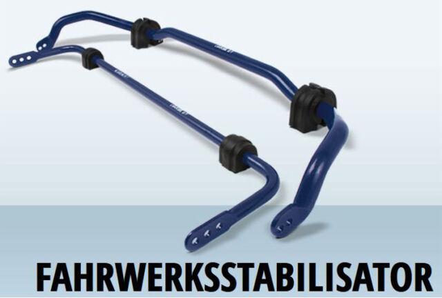 H&R Stabilisator-Satz VW Corrado VR6 Typ 53i, nur VR6, Bj. 1991> 33865-2