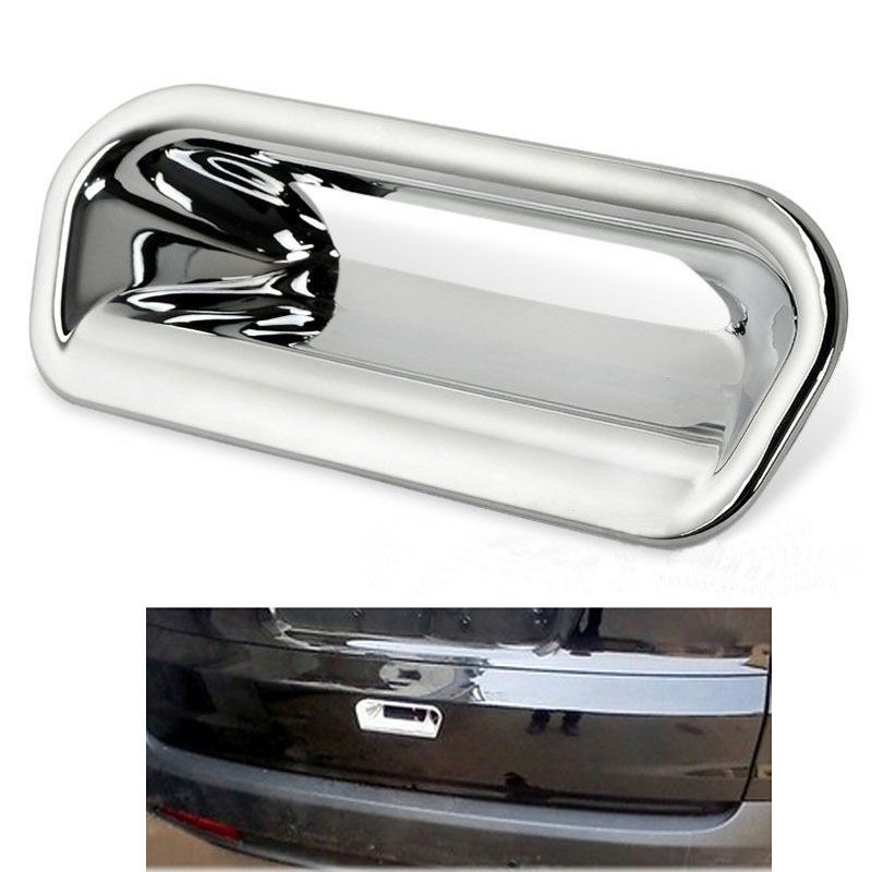 Chrome Rear Trunk Door Handle Bowl Cover Trim for 2012-2017 Honda CR-V 2.4L
