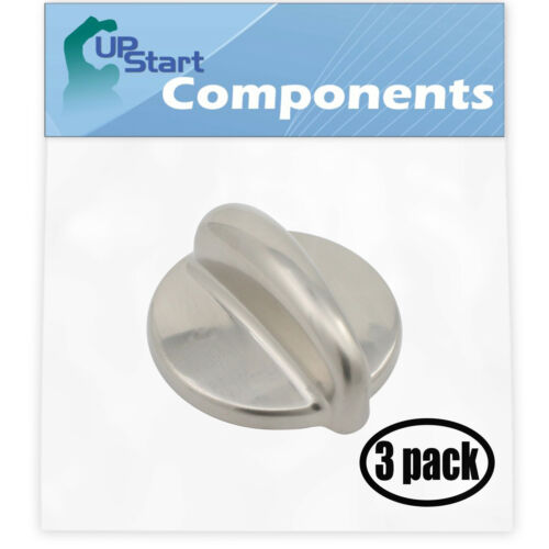 JGB908SEL2SS 3-Pack Replacement Surface Burner Control for GE J2B918SEL1SS