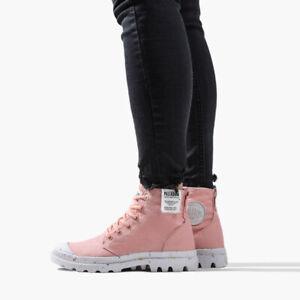 647 Schuhe Damen Sneakers 96199 Palladium m Organic xXnZRqa