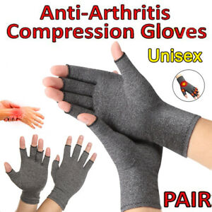 Medical-Arthritis-Gloves-Compression-Copper-Pain-Relief-Hand-Wrist-Support-Brace