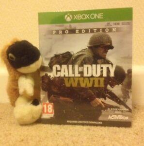 Call-of-Duty-WW2-PRO-Steelbook-Edizione-Limitata-SU-XBOX-ONE-x-Season-Pass-DLC