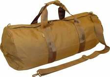 USMC Coyote Brown Trainers Duffle Bag 42x18 Made in USA 1000 D Cordura fabric