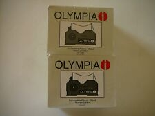 Lot Of 6 Olympia Black Correctable Ribbons 12 X 350 Stock 79763