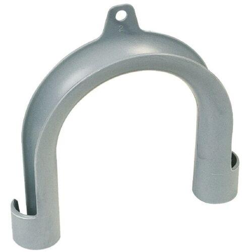 Support crosse pour tuyau de vidange machine à laver
