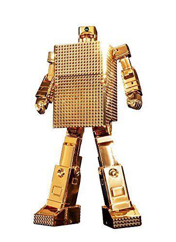 Soul Of Chogokin GX-32G24 Gold Lightan 24K Placcatura Versione Action Figure