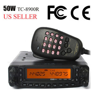 CE-FCC-10-meter-6-meter-2-meter-and-70cm-Quad-Band-Vehicle-Car-Mobile-Base-Radio
