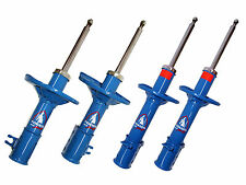 Tokico HP blue shocks 93-97 Probe Mazda 626 MX-6 (Front+Rear Set) Made in Japan