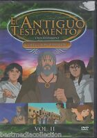El Antiguo Testamento Dvd Vol 2 Coleccion Familiar Brand Sealed