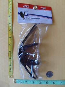 FISHING-BOAT-ROD-HOLDER-MULTI-USE-EAGLE-CLAW-CLAMP-ON-FREE-USA-SHIPPING