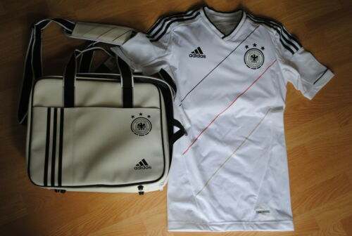 Adidas DFB Authentic Jersey Germany jersey Techfit Suitcase x 21769 Auth Jsy