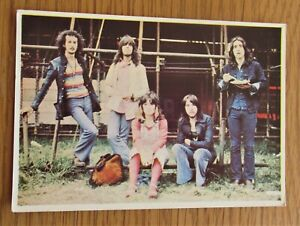 STONE-THE-CROWS-MAGGIE-BELL-PICTURE-POP-039-73-VINTAGE-PANINI-COLLECTORS-CARD-1973