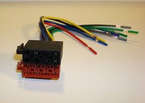 details about panasonic cq bt5159u wiring harness plug cq bt5159u  panasonic wiring harness ebay #3