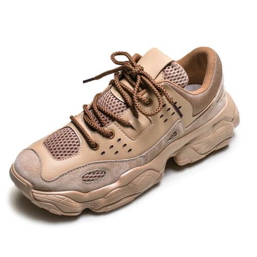 con libre cordones redonda al aire redonda de malla y deporte Zapatillas de de hombre de deporte punta punta Zapatillas para Oq7aFPaxzn
