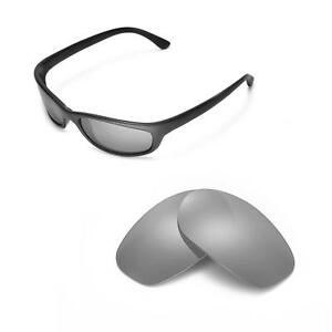 3805f59d52 Image is loading New-Walleva-Polarized-Titanium-Replacement-Lenses-For-Ray-