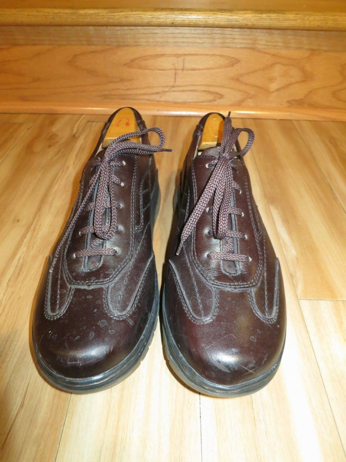 Mephisto Sano US Size 9.5 Brown Pelle Walking Shoes