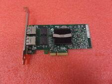 Intel Pro Dell X3959 Dual Port Gigabit Ethernet Internal NIC Card PCI-E D33682