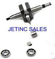 Crankshaft Kit Fits Stihl Fs350 Fs400 Fs450 Fs480 Sp400 Sp450 Fr350 Fr450 Fr480