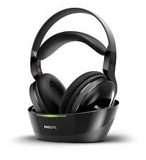 Philips SHC8800/12 Over-Ear Funkkopfhörer (offen, 100m Reichweite) schwarz