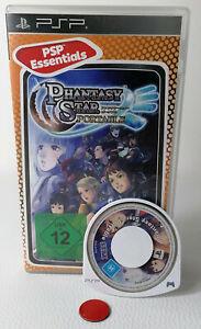 Phantasy-Star-Portable-PlayStation-Portable-PSP-gebraucht-in-OVP
