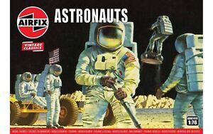 Airfix-Vintage-Classic-1-72-50th-Anniversary-of-1st-Moon-Landing-Astronauts