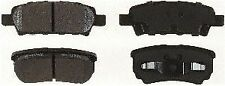 Global Ceramic Disc Brake Pad fits 2004-2009 Mitsubishi Lancer Outlander  BENDIX