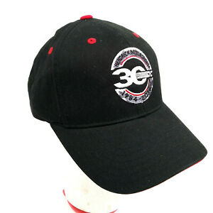 Hendrick Motorsports 1984 - 2014 30 Years of Racing Black Strapback Hat Cap