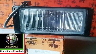 FARO FARETTO FENDINEBBIA DESTRO ALFA ROMEO 75 33 RIGHT FRONT FOG LIGHT 60528792