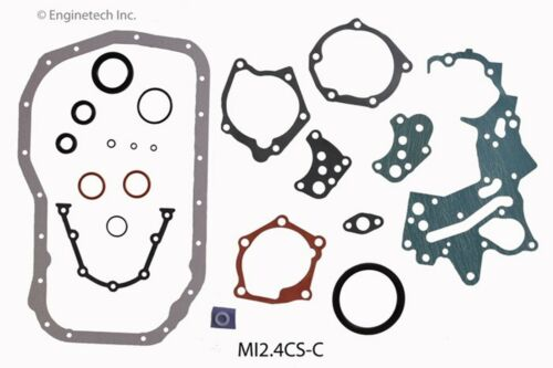 04-06 MITSUBISHI OUTLANDER LANCER 2.4L L4 4G69 ENGINE RE-RING REBUILD KIT Fits