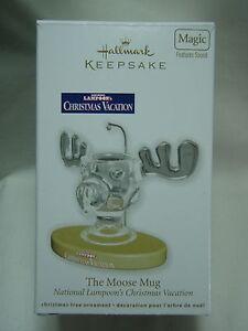 2012 Hallmark Ornament The Moose Mug National Lampoon's Christmas Vacation