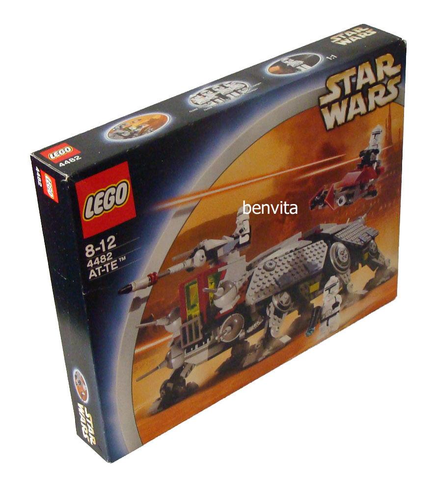 LEGO ® Star Wars 4482-at-TE 8-12 anni 646 PEZZI-NUOVO